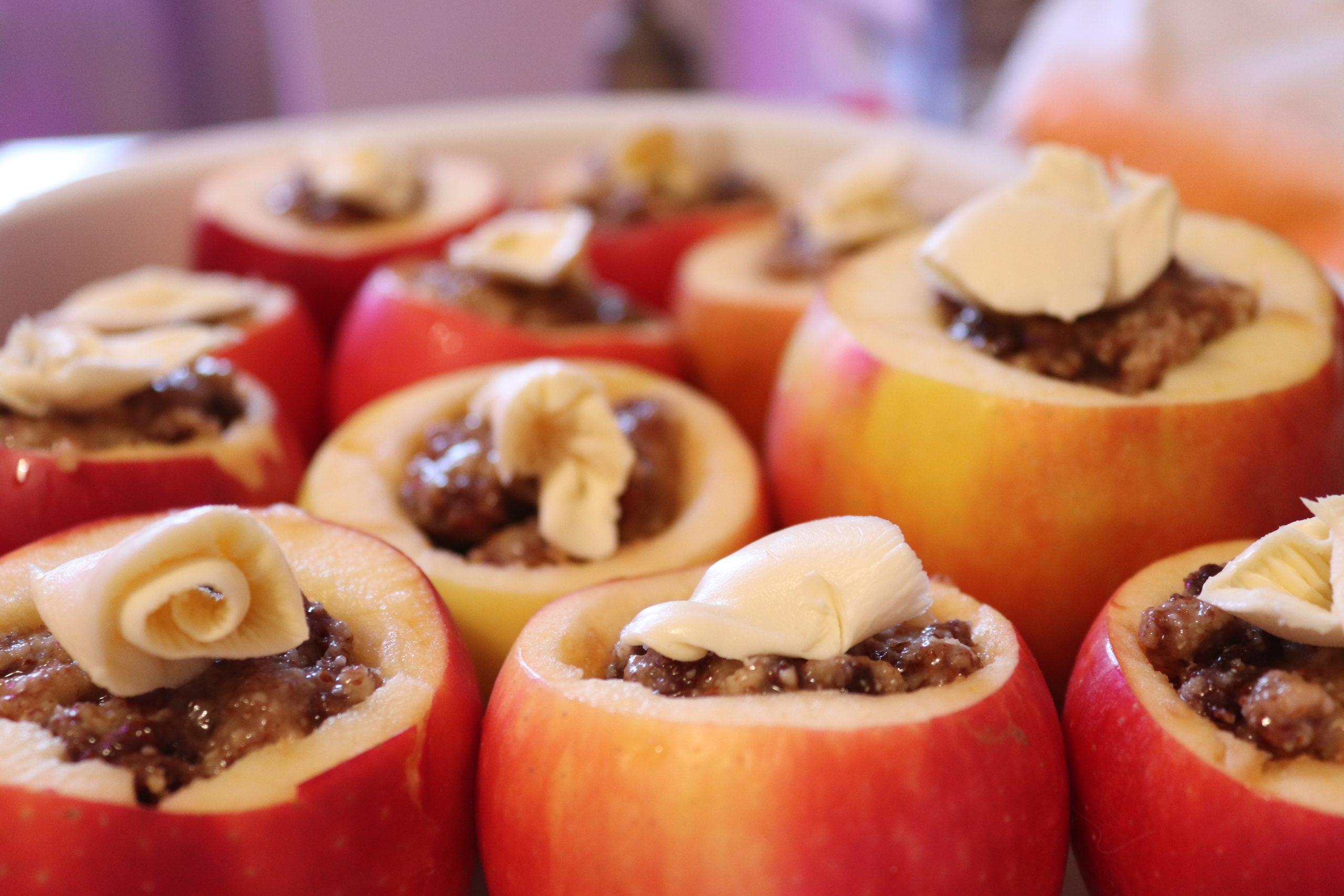 bratäpfel zuckerfrei