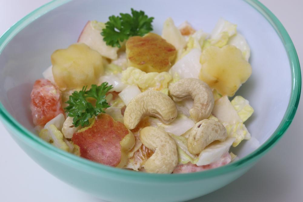 Chinakohl Salat
