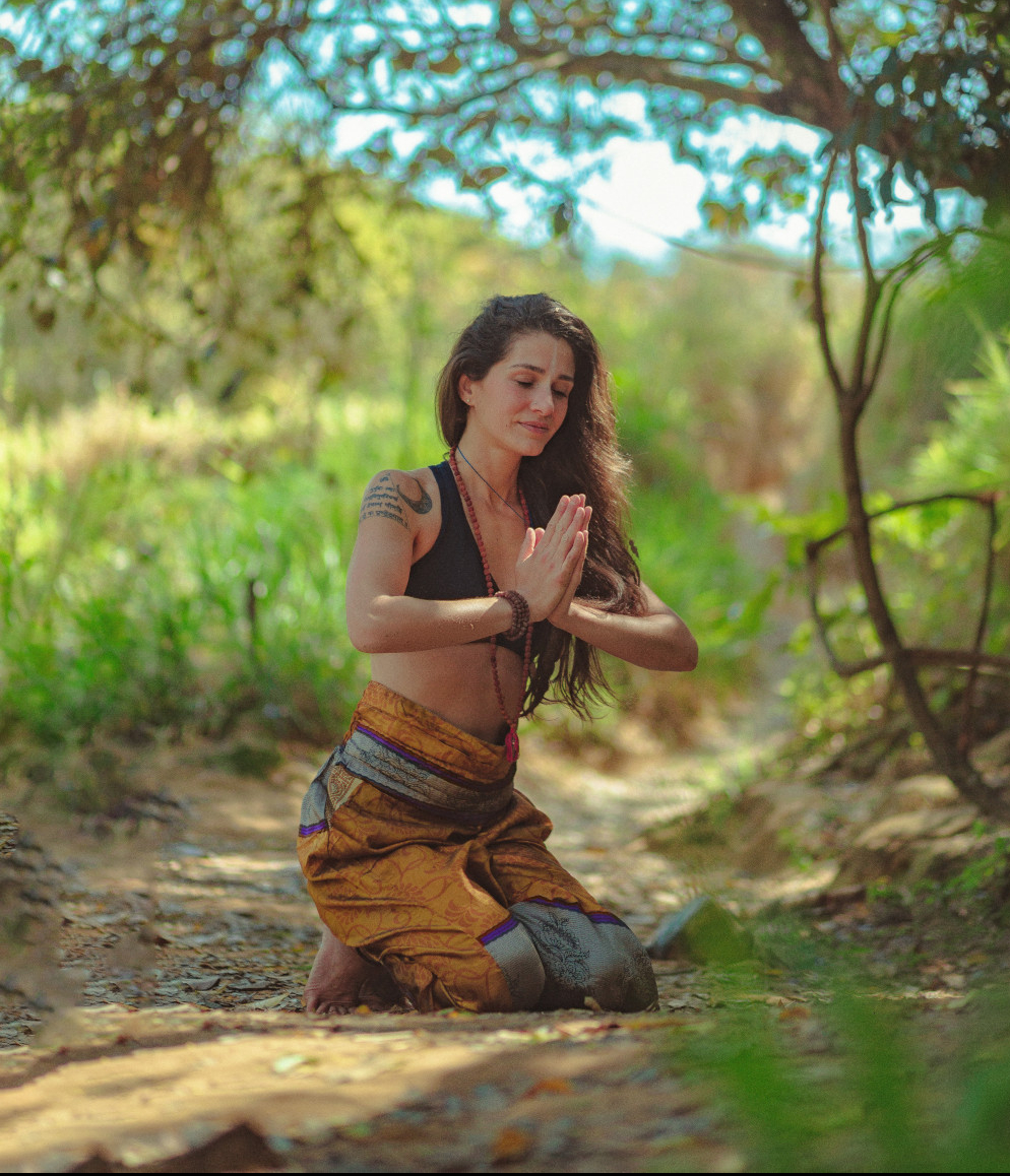 Dankbarkeit Meditation