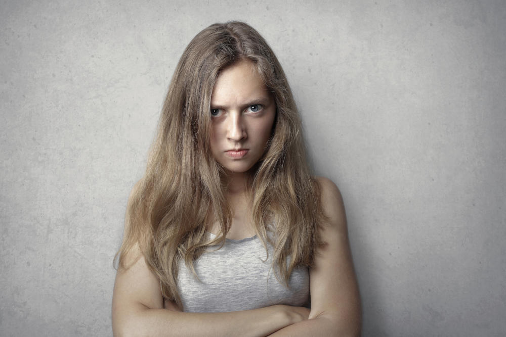 Silent Subliminals gegen Wut