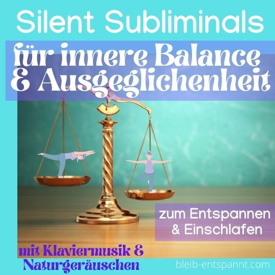 innere Balance